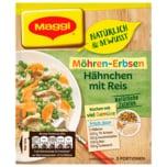 Maggi Fix Natürlich & Bewusst Möhren-Erbsen Hähnchen mit Reis 41g