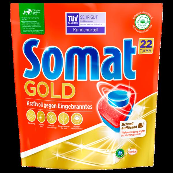 Somat 12 Gold 444g, 22 Tabs