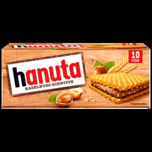 Hanuta 220g, 10 Stück