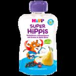 Hipp Super Hippis Heidelbeere-Johannisbeere und Aronia in Apfel-Birne 100g