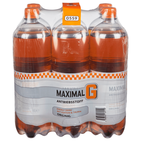 Maximal G Energy Drink 6x1l