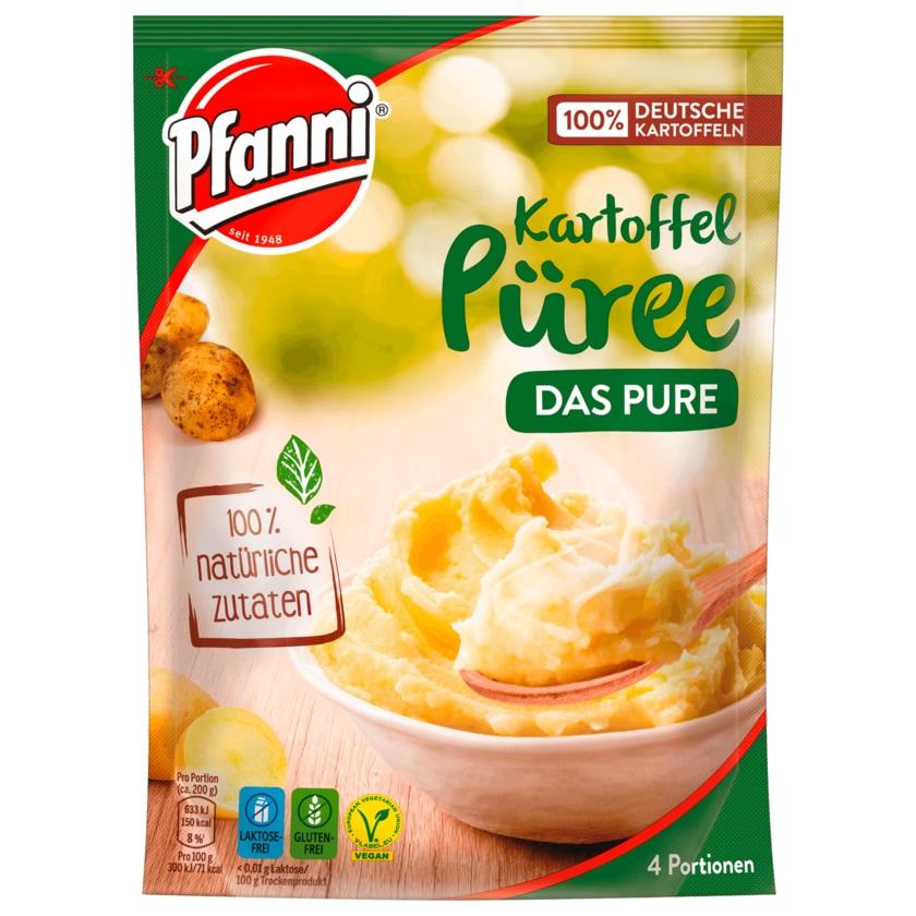 Pfanni Kartoffel Püree 100% natürliche Zutaten 120g