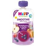 Hipp Smoothie Mix - Sonst Nix Bio Heidelbeere in Apfel-Birne 120ml