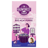 The Rainforest Bio Acai Fruchtpüree 200g