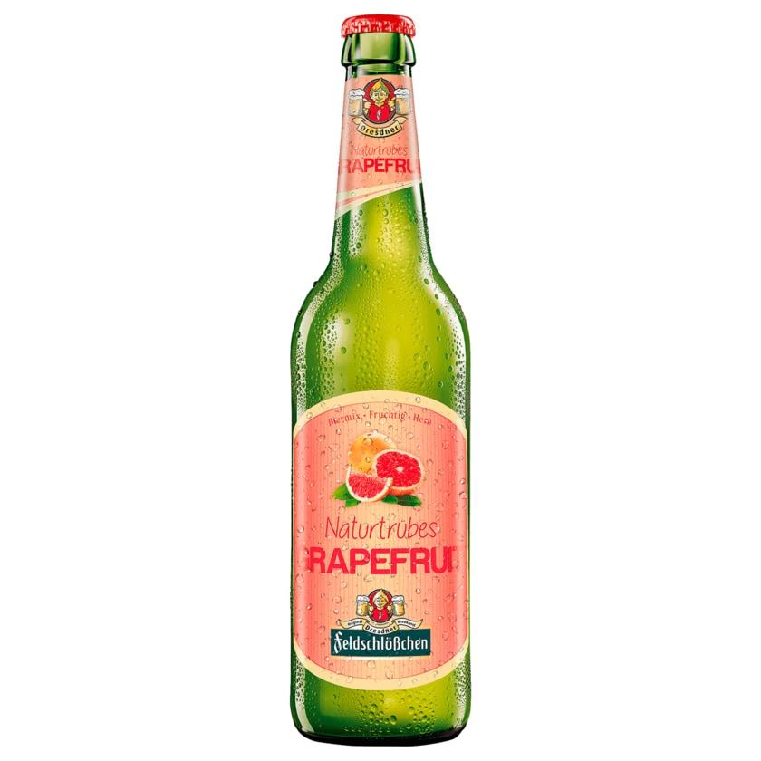 Feldschlößchen Naturtrübes Grapefruit Bier 0,5l