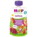 Hipp Super Hippis Bio Granatapfel-Acerola in Apfel-Himbeere 100g