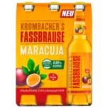 Krombacher's Fassbrause Maracuja 6x0,33l
