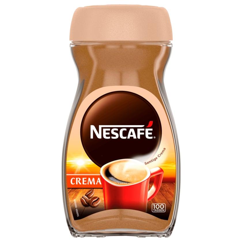 Nescafé Crema löslicher Bohnenkaffee 200g
