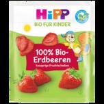 Hipp Erdbeerschnitz Sonst Nix 10g