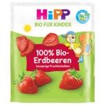 Hipp Bio Erdbeerschnitz Sonst Nix 10g