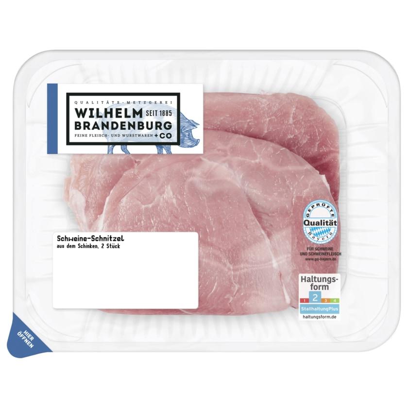 Wilhelm Brandenburg Schweine-Schnitzel 2 Stück