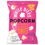 White Bites Popcorn Classic Sweet 120g