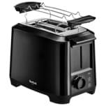 Tefal Toaster Uno Black TT1408DE, 800W