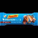 PowerBar Protein Nut 2 Milk Chocolate Peanut Flavour 45g