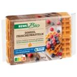 REWE Bio Dinkel Frischeiwaffel 165g
