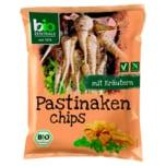 Bio Zentrale Pastinaken Chips mit Kräutern 100g