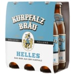 Kurpfalz Bräu Helles 6x0,5l