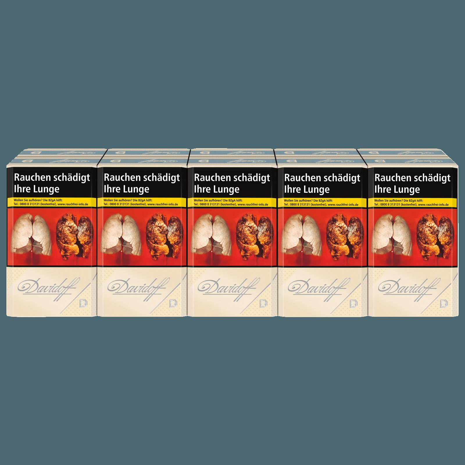 Davidoff Gold 10x20 Stück