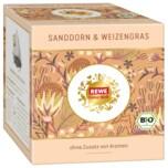 REWE Feine Welt Bio Tee Sanddorn & Weizengras 45g