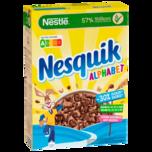 Nestlé Nesquik Alphabet Cerealien 325g