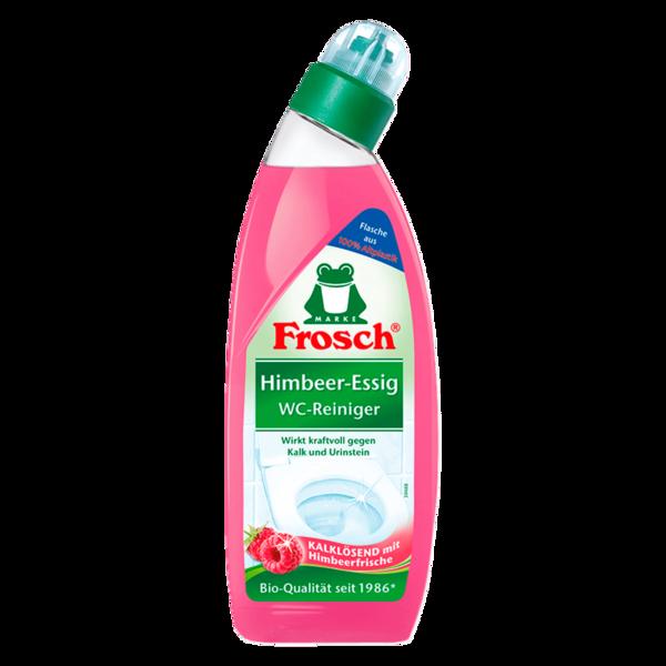 Frosch Himbeer-Essig WC-Reiniger 750ml