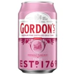 Gordon's Premium Pink Distilled Gin & Tonic 0,33l