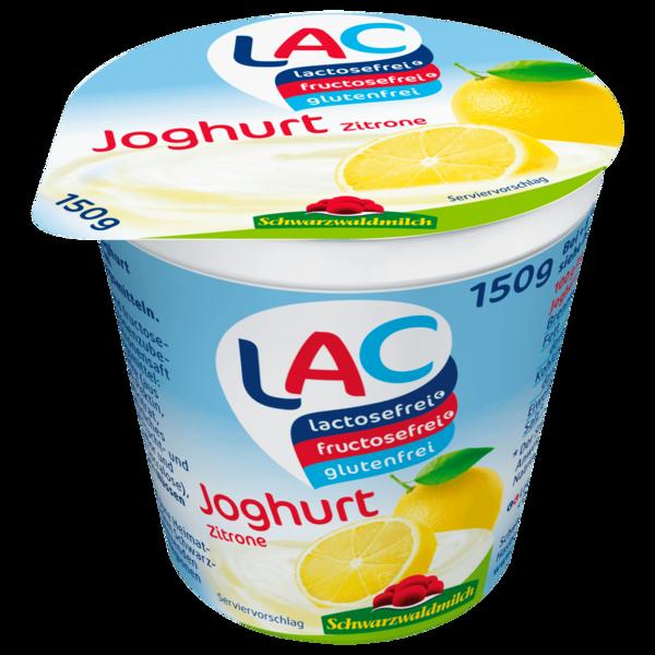 Schwarzwaldmilch Lac Joghurt Zitrone 150g
