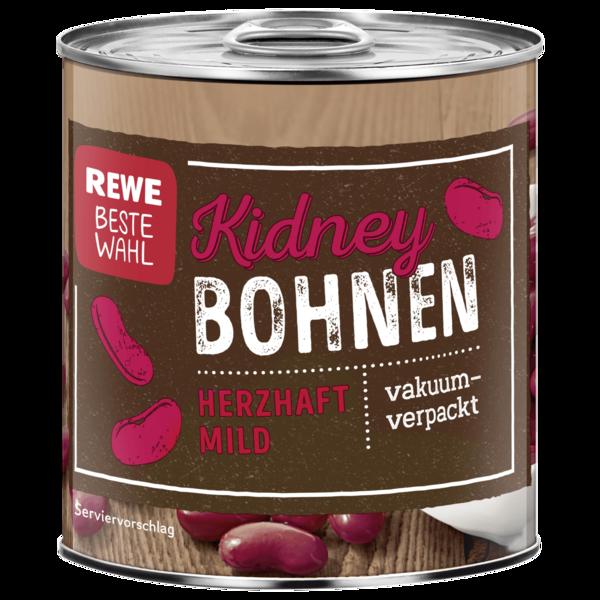 REWE beste Wahl Kidney Bohnen 212ml