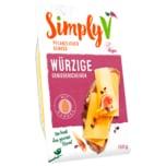 Simply V Käsealternative Genießerscheiben würzig vegan 150g