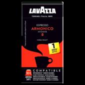 Lavazza Espresso Armonico Intensita 8 5g, 10+ 1 Kapseln