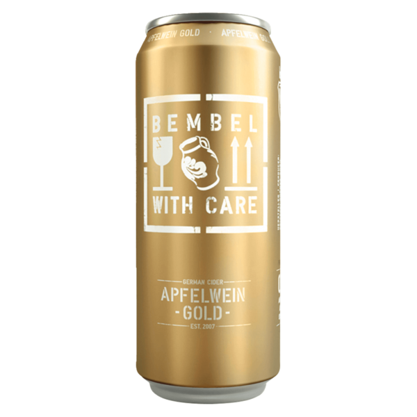 Bembel with Care Apfelwein Gold 0,5l