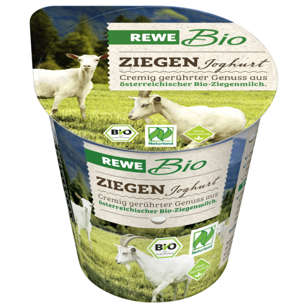 REWE Bio Ziegenjoghurt 125g