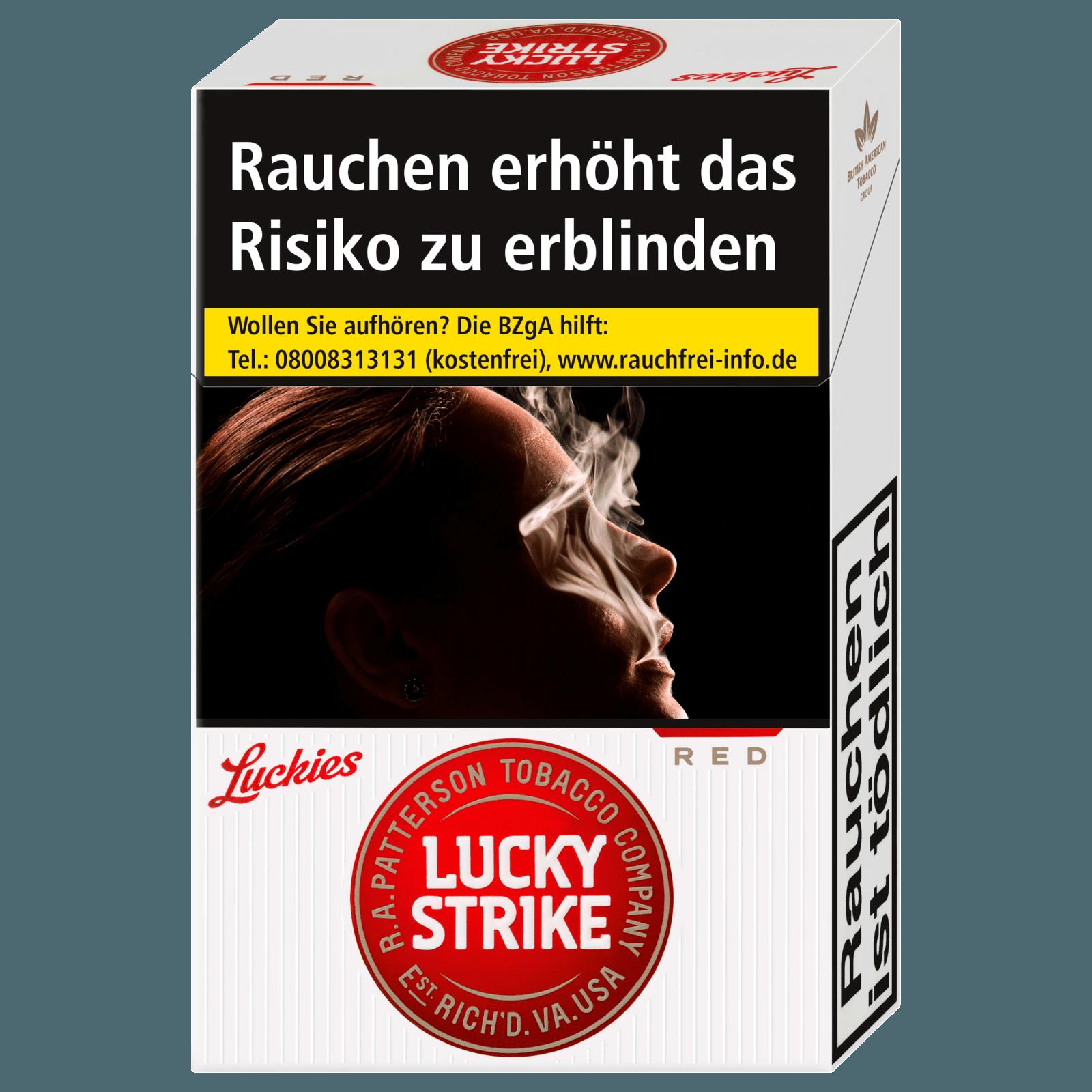 Lucky Strike 20 Stück