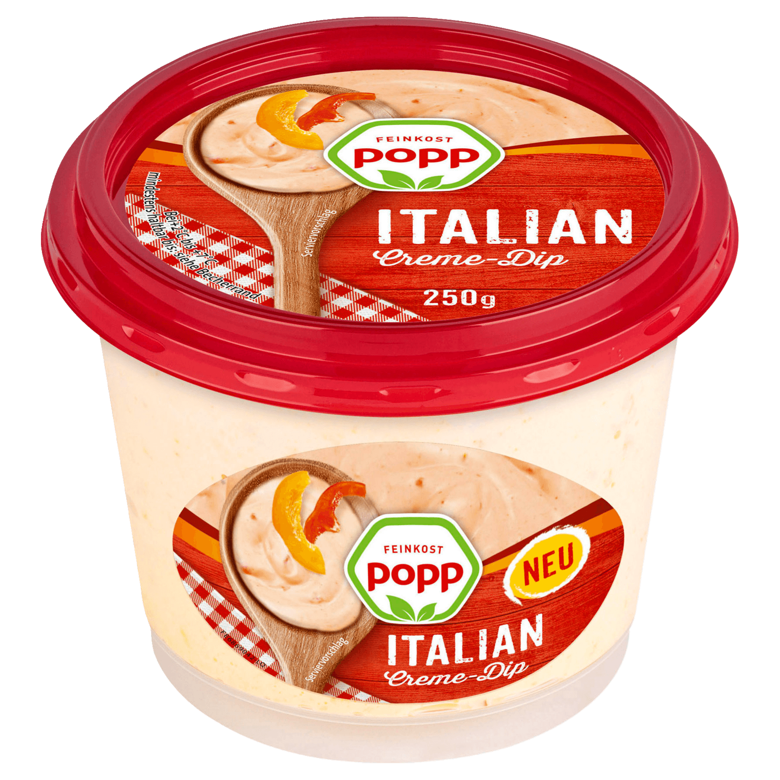 Feinkost Popp Italina Creme Dip