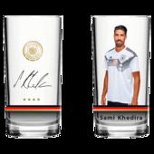 DFB Sammelglas Sami Khedira