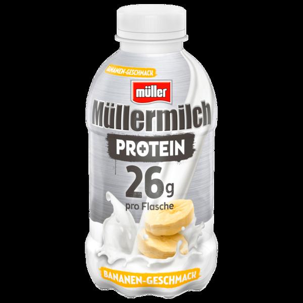 Müller Milch Protein Banane 400ml