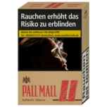 Pall Mall Authentic Red 20er