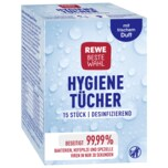 REWE Beste Wahl Hygienetücher 15 Stück