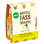 Gaffels Fassbrause Apfel naturtrüb 6x0,33l