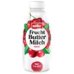 Müller Fruchtbuttermilch Kirsche 500g