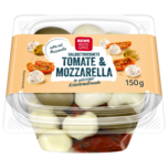 REWE Beste Wahl Tomate Mozzarella 150g