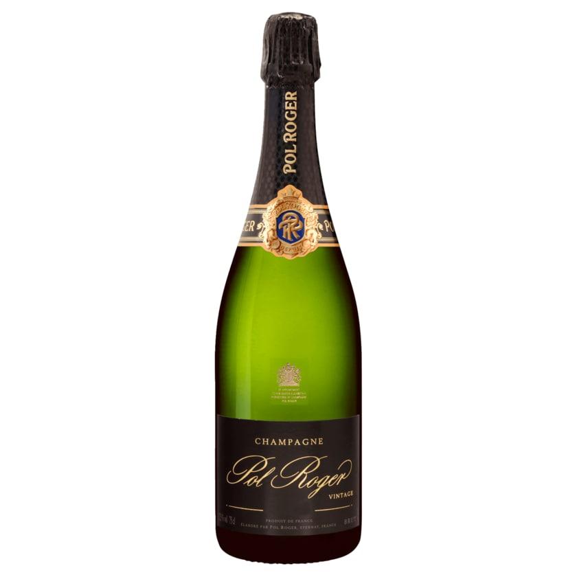 Pol Roger Champagner Vintage brut 0,75l