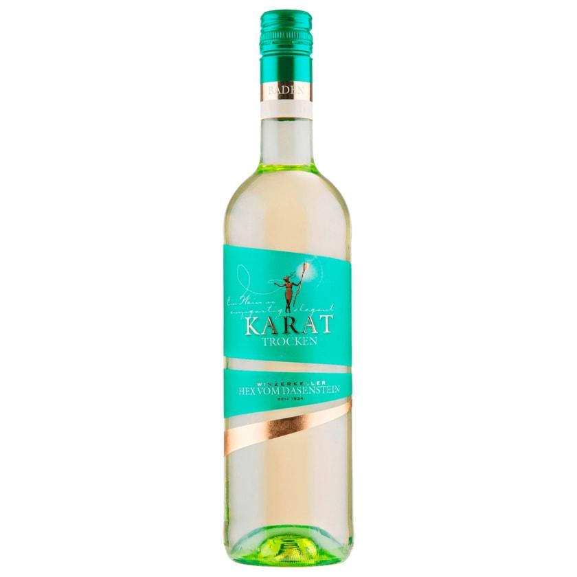 Hex von Dasenstein Weißwein Karat QbA trocken 0,75l
