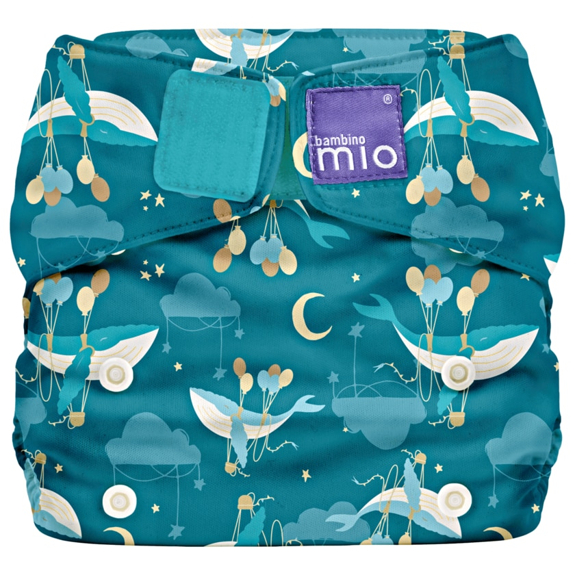 Bambino Mio Stoffwindel Miosolo All-in-one