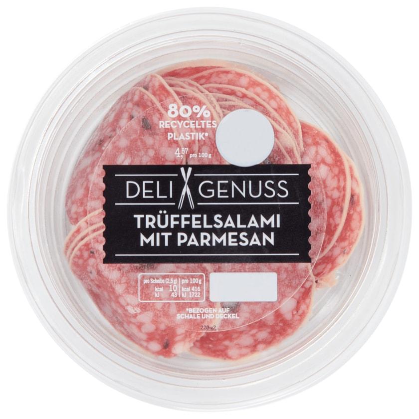 Deli Genuss Trüffelsalami Parmesan 70g