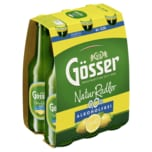 Gösser Natur Radler alkoholfrei 6x0,33l