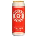 Wulle Vollbier Hell 0,5l