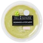 Deli Genuss Hummus Avocado 200g