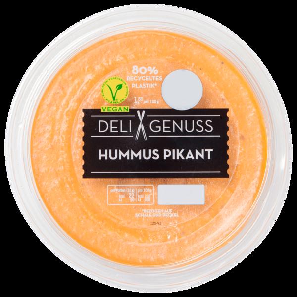 Deli Genuss Hummus Spicy 200g