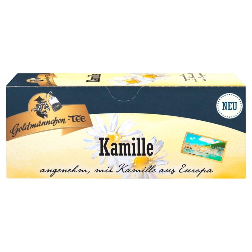 Goldmännchen-Tee Kamille, mit Kamille aus Europa, 25 Bt.